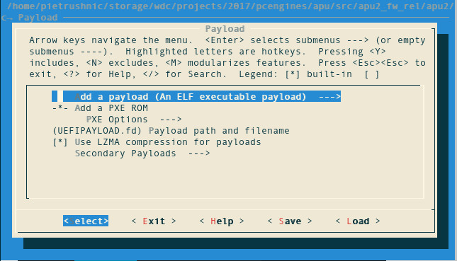 Thoughts dereferenced from the scratchpad noise  | UEFI/EDK II